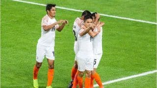 AFC Asian Cup 2019, India vs Thailand: Sunil Chhetri Strikes Twice as India Outclass Thailand to Register First Win Since 1964, Goes Past Lionel Messi