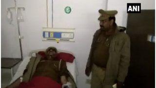 'ठांय-ठांय' की आवाज निकालकर सुर्खियों में आए इंस्पेक्टर मनोज कुमार बदमाशों की गोली से घायल
