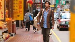 Made in China: Rajkummar Rao And Mouni Roy Share New Still From Their Film, Former Looks Lost on The Streets of China, See Picture
