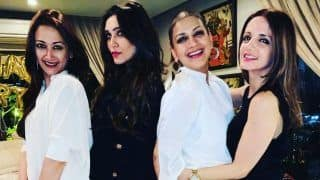 Sussane Khan Wishes Bestfriend Sonali Bendre Through a Warm Post That Shows Fun, Love And Inside of The Birthday Bash, See Pics