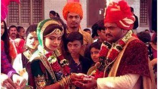 गुजरात: हार्दिक पटेल ने बचपन की दोस्त किंजल पारिख से की शादी