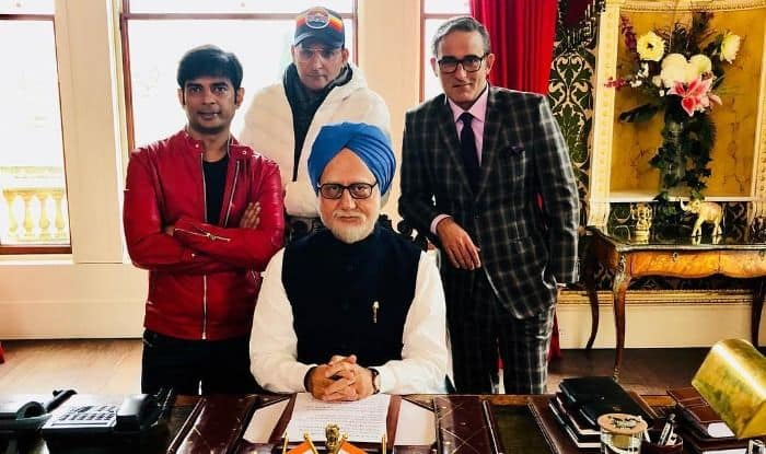 The Accidental Prime Minister's Director Vijay Ratnakar Gutte Says Casting Actors Was Tough Task