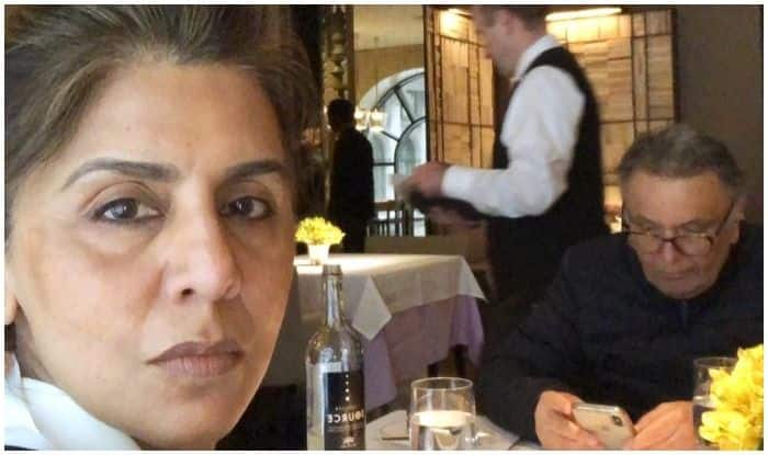 Neetu Kapoor Shares Pic From Lunch Date With Rishi Kapoor, Gives Insight to Their 38 Years of Marriage