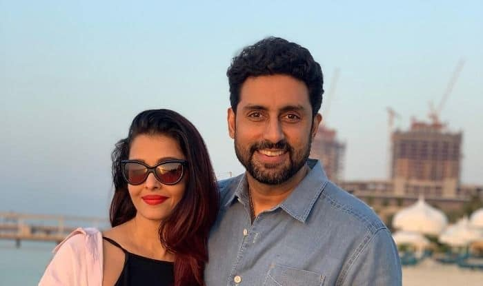 Abhishek Bachchan Shares a Glimpse of His Beachy New Year With Aishwarya Rai Bachchan And Daughter Aaradhya, See Pic