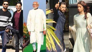 Ranveer Singh, Alia Bhatt, Ranbir Kapoor And Others Meet PM Modi in Delhi, Discuss Cinema-It's Impact