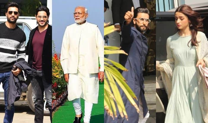 Ranveer Singh, Alia Bhatt, Ranbir Kapoor And Others Meet PM Modi in Delhi, Discuss Cinema-It's Impact