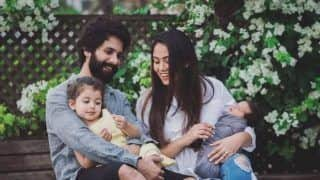 Shahid Kapoor's Wife Mira Rajput Feels Grateful For Past Year That Made Them Complete, See Family Pic