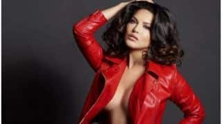 Sunny Leone Sets Temperatures Soaring With Her New Hot Picture, Strikes Sexy Pose For Dabboo Ratnani's Calendar