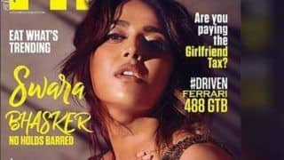 Swara Bhaskar Looks Unapologetically Bold on This Cover For  Men's Lifestyle Magazine, See Pics