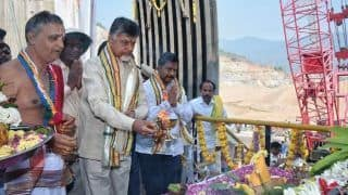 Andhra Pradesh's 'Lifeline' Polavaram Project Enters Guinness World Records For Largest Continuous Concrete Pour Within 24 Hours