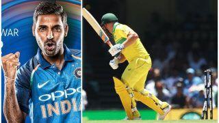 सिडनी में भुवनेश्वर ने ठोका वनडे 'शतक', ऑस्ट्रेलिया पर जीत की धमक