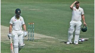 सिडनी टेस्ट को लेकर ऑस्ट्रेलियाई टीम में 'डाउट', फिंच और मार्श को कर सकता है 'आउट'