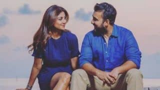 Shilpa Shetty Kundra's Husband Raj Kundra Expresses His Love For Wife This Unique Way, Shares Romantic Post