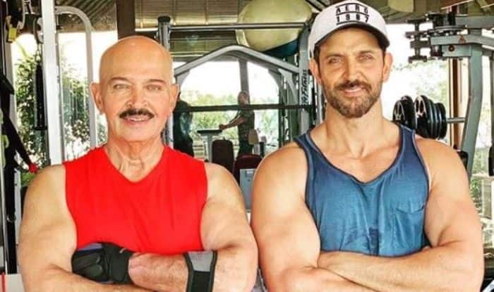 Hrithik Roshan Reveals Father Rakesh Roshan is Diagnosed With Throat Cancer, to Undergo Surgery
