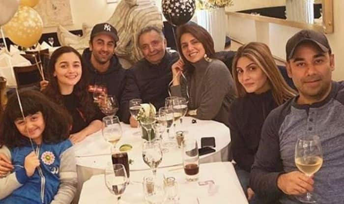 Neetu Kapoor's New Year Post Hint at Rishi Kapoor Suffering From Cancer?