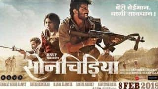 Son Chiriya New Poster Revealed: Sushant Singh Rajput, Bhumi Pednekar And Manoj Bajpayee in Their Rugged Avatars Will Leave You Intrigued