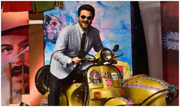 Anil Kapoor Addresses Sanitation Issue at TV Show Launch, Believes in Offering Entertainment With Social Message