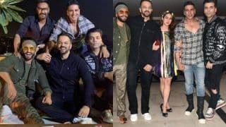 Simmba Success Bash: Ranveer Singh, Rohit Shetty Party Hard With Deepika Padukone, Akshay Kumar And Others, See Pics