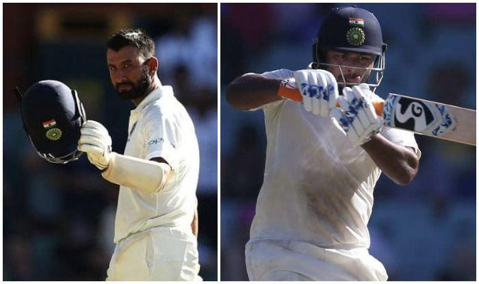 ICC टेस्ट रैंकिंग: टॉप 3 बल्लेबाजों में पुजारा, धोनी को पछाड़ पंत ने की भारतीय रिकॉर्ड की बराबरी