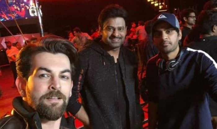 Saaho: Neil Nitin Mukesh Has a Fab Day on The Sets With Prabhas, See Pics