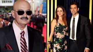 Hrithik Roshan's Ex-Wife Sussanne Khan Showers Her Love And Prayers For Rakesh Roshan as he Battles With Cancer