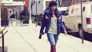 Alia Bhatt Takes a Stroll on the Streets of New York and Looks Stylish as Always, See Pics