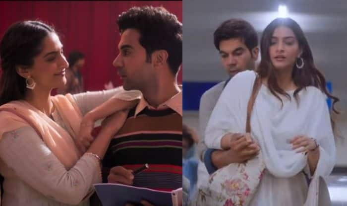 Ek Ladki Ko Dekha To Aisa Laga Title Track Out: Rajkummar Rao is Falling in Love With Sonam Kapoor