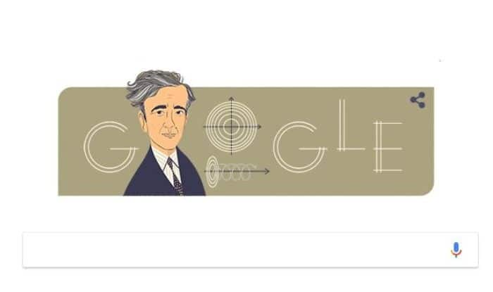 Google Doodle Honours Physicist Lev Landau on His 111th Birth Anniversary