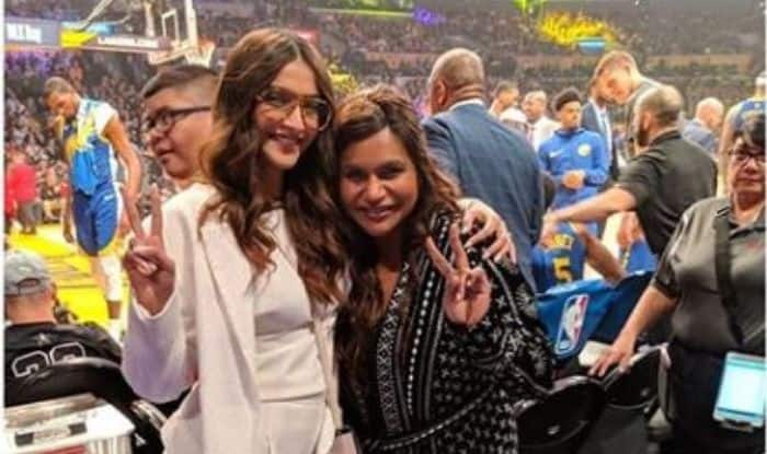 Arjun Kapoor Has a Fanboy Moment as Sonam Kapoor Shares Frame With Mindy Kaling