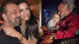 Sanjay Dutt Trolled For Wishing Only Iqra And Not Trishala in His National Girl Child Day's Post