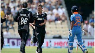 NZvsIND, 4th ODI, LIVE: न्यूजीलैंड ने दर्ज की आसान जीत, भारत को 8 विकेट से हराया