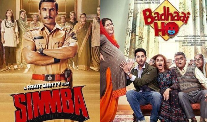 Simmba and Badhaai Ho
