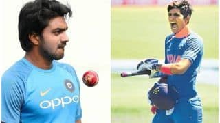 शुभमन गिल और विजय शंकर की टीम इंडिया में एंट्री, पांड्या और राहुल को करेंगे रिप्लेस