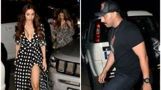 Arjun Kapoor And His Rumoured Girlfriend Malaika Arora Spends a Romantic Friday Night as They go on Dinner Date