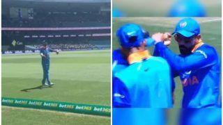 VIDEO: धवन का भांगड़ा, विराट का ढिंक-चिका... ढिंक-चिका, सिडनी वनडे में दिखा 'डांस का तड़का'