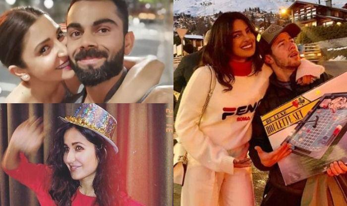 Happy New Year 2019: Priyanka Chopra, Katrina Kaif And Other Bollywood Celebs Give Best Wishes