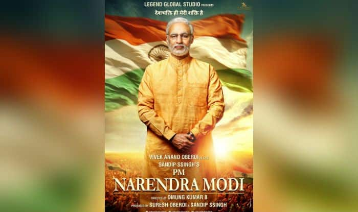 PM Narendra Modi Biopic Posters Out: Vivek Oberoi Looks Unrecognisable as The Current Prime Minister of India