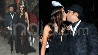 Prateik Babbar-Sanya Sagar Wedding Reception Photos: Newlyweds Throw Spanish Gatsby-Themed Party, Ayesha Takia, Karan Tacker And Others Attend