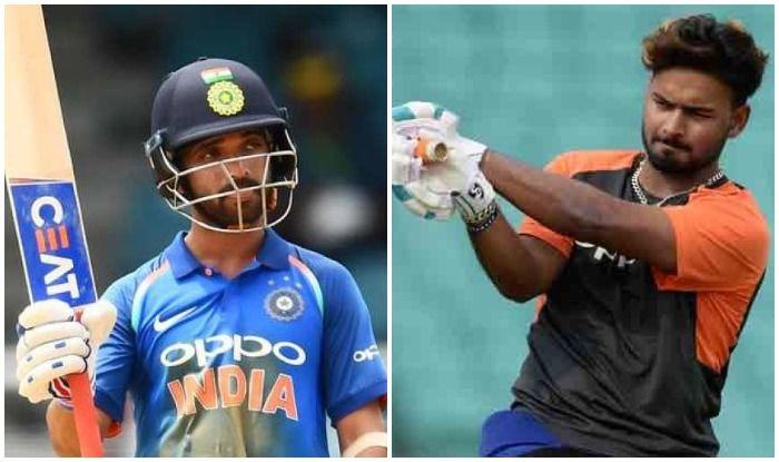 इंग्लैंड लायन्स के खिलाफ वनडे मैच में इंडिया ए की कप्तानी करेंगे रहाणे, ऋषभ पंत करेंगे न्यूजीलैंड की 'प्रैक्टिस'