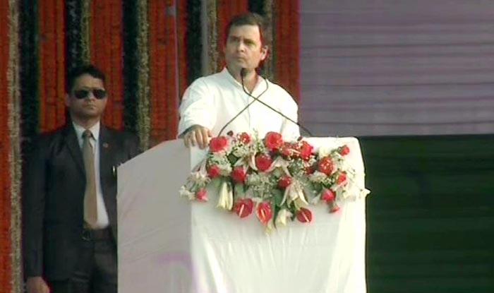 Lok Sabha Elections 2019: Rahul Gandhi Assures Minimum Income Guarantee to Every Poor if Congress Returns to Power