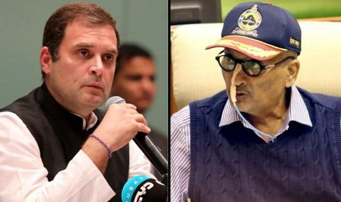 Rahul Gandhi Responds to Parrikar's Letter, Says Never Shared Any Details of Their Meeting