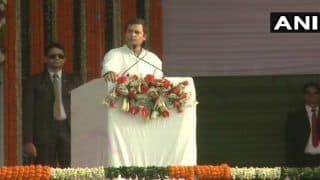लोकसभा चुनावः राहुल गांधी बोले- केंद्र में सरकार आई तो हर गरीब को देंगे आमदनी की गारंटी