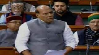 Citizenship Amendment Bill: Rajnath Says Bill Not For Assam Alone; Congress Stages Walkout