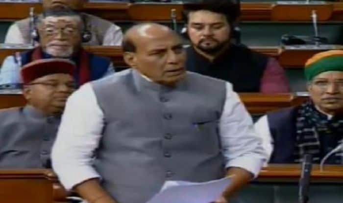 Citizenship Amendment Bill: Rajnath Says Bill Not For Assam Alone; Congress Stages Walkout
