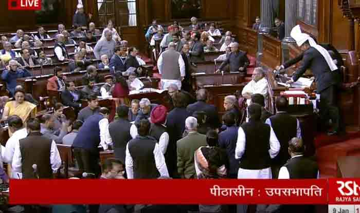 Rajya Sabha Passes Bill Granting 10% Quota to General Category Poor: Here's Who Said What