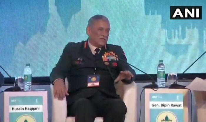 Delhi: Army Chief General Bipin Rawat Says Radicalisation Through Social Media is New Form of Warfare