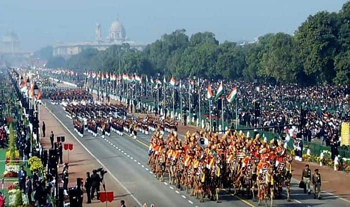 Republic Day Parade: Woman Power on Display as Lt Bhavana Kasturi Leads Army Service Corps, Maj Khushboo Kanwar Leads Assam Rifles, Capt Shikha Surabhi Part of Daredevils, Lt Ambika Sudhakaran Leads Navy Contingent And Capt Bhavna Syal Fronts Corps of Signal Unit