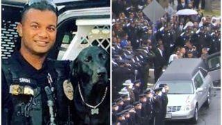 भारतीय मूल के पुलिस ऑफिसर को 'अमेरिकी हीरो' की उपाधि, क्रिसमस की रात मारे गए थे रोनिल सिंह