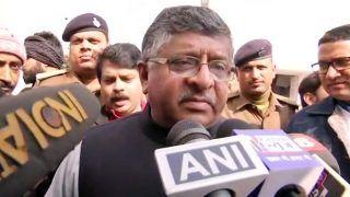 Amit Shah Effectively Cleared All Misgivings on CAA, NPR in Rajya Sabha, Says RS Prasad