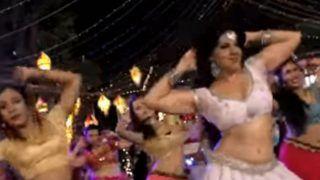 Video: निरहुआ संग कमर लचकाकर बुलबुल की तरह नाचीं संभावना सेठ, 'फुर्र से चिरैया उड़ जाई' पर मचाया धमाल